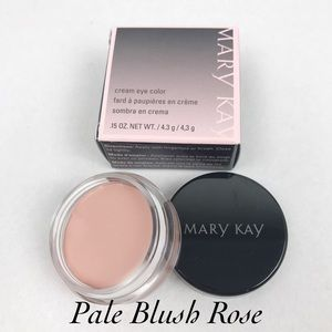 🌺NIB - MARY KAY PALE BLUSH ROSE CREAM EYE COLOR